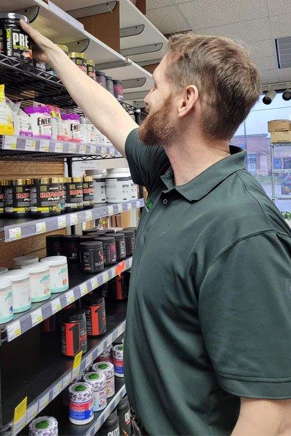 Nutrition Center Howard WI B-Alive Shopper